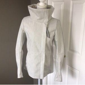 Lululemon sweat life soft shell insulated jacket